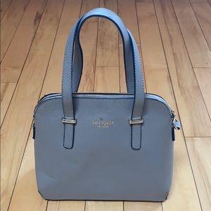Kate Spade Bucket Bag in Stone Colour